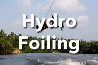 Hydrofoiling